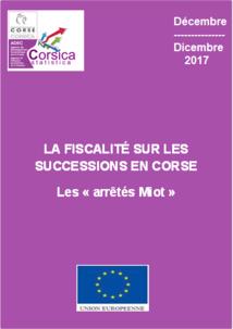 """La fiscalité sur les successions en Corse - Les """"arrêtés Miot"""""""