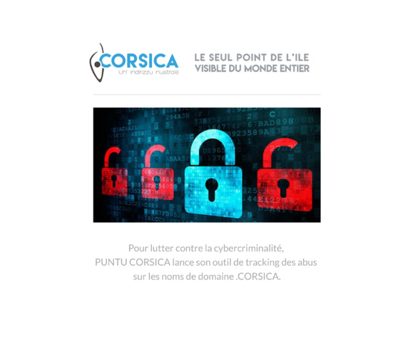 """Puntu Corsica"" lance 🔐CORSICA SICUREZZA un dispositif d'alerte anti abus afin de lutter contre la cybercriminalité"