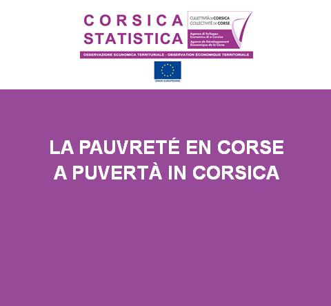 La pauvreté en Corse en 2015