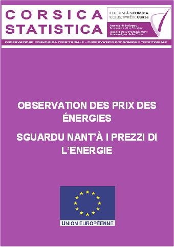 Observation des prix des énergies - Mai 2019