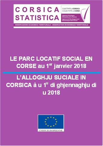 Le parc locatif social en Corse au 1er janvier 2018 - L'alloghju suciale in Corsica à u 1u di Ghjennaghju di u 2018