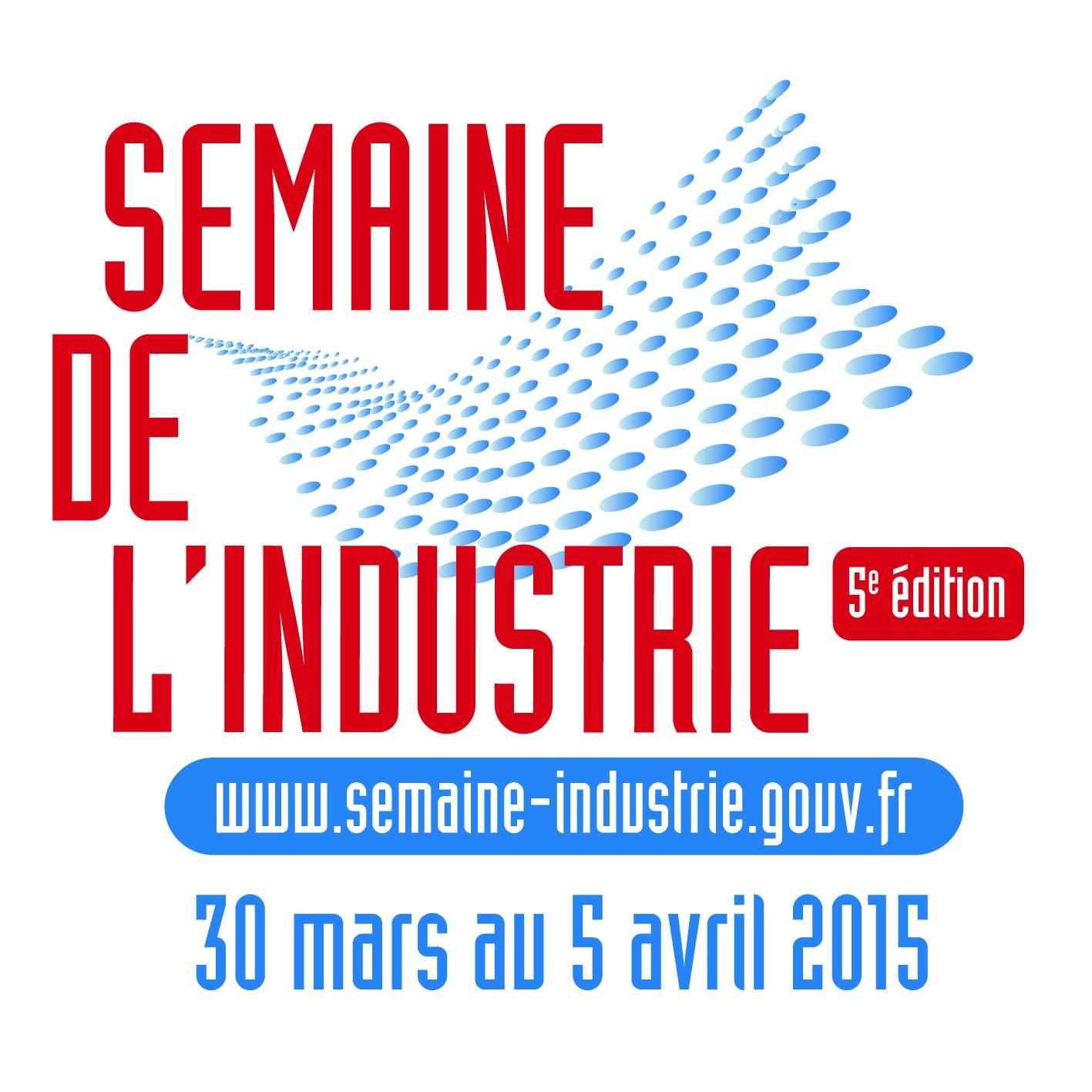 L'ADEC associée à la 5e Semaine de l'industrie du 30 mars au 5 avril 2015