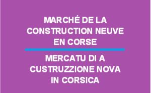 Marché de la construction neuve en Corse au 3e trimestre 2016
