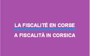 La fiscalité en Corse