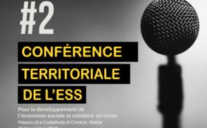 Conférence Territoriale de l'Économie Sociale & Solidaire (ESS) #2