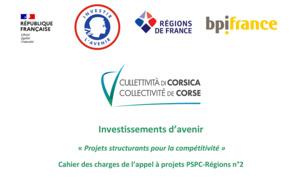 [📢 APPEL À PROJETS] Investissements d'avenir «Projets structurants pour la compétitivité» Régions n°2