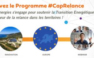 """📈""""Cap Relance"""" Capenergies lance 3 nouvelles actions pour accompagner les membres!"""