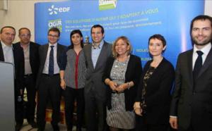 1ères Rencontres des partenaires de l'efficacité énergétique à Borgo