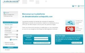Les marchés publics de l'ADEC