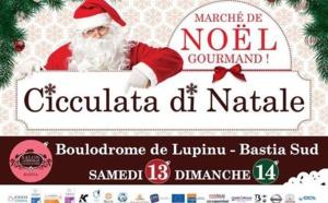 L'ADEC partenaire de Cicculata di Natale : L'association du chocolat fête Noël les 13 et 14 décembre à Bastia