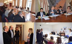 Rencontre économique de l'ADEC à Porto-Vecchio