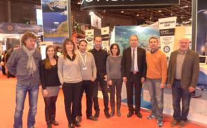 Participation de la Corse au Salon Nautique International de Paris et présentation devant l'Assemblée de Corse du plan Cap Nautic 2