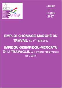 Emploi - Chômage - Marché du travail : les derniers chiffres au 1er trim.2017