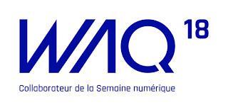 Participation au salon Web à Québec - WAQ 2018