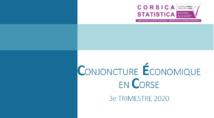 Conjoncture Économique en Corse - 3e trimestre 2020