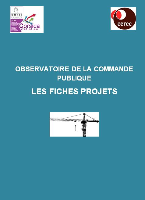 Fiches projets