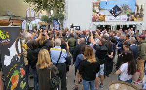 Le Village Corse à la Foire Internationale de Marseille