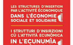 Les structures d'insertion par l'activité économique dans l'Économie Sociale et Solidaire en Corse