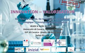Journée dédiée à l'innovation et à la valorisation de la recherche publique