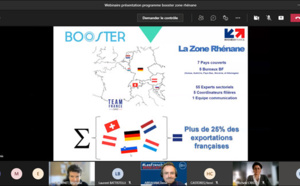 ADEC & Business France 🔹BOOSTER Food & Vins Spiritueux Craft Zone Rhénane
