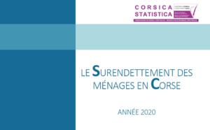 Le surendettement des ménages en Corse - Année 2020